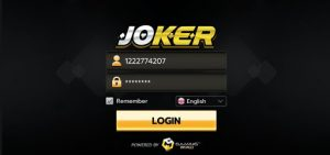 login joker123 tarbaru